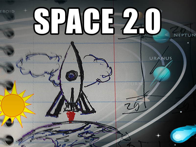 Space 2.0 the race to the moon, Mars, and other planets