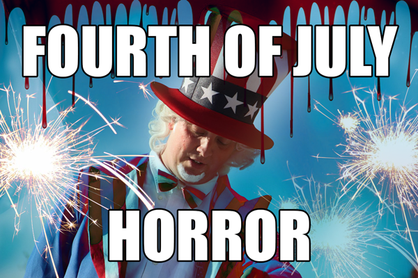 Fourth of July horror movies